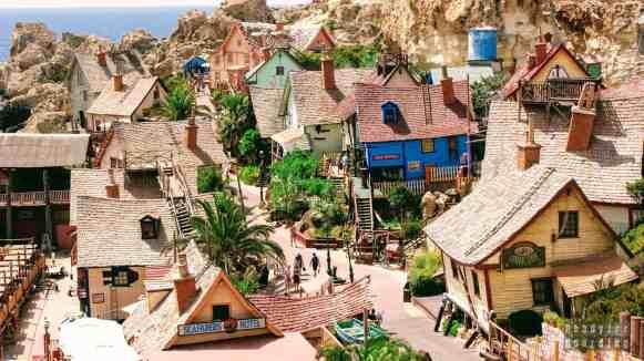 Popeye Village - Malta