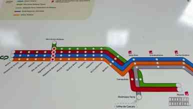 Pociągi do Sintry