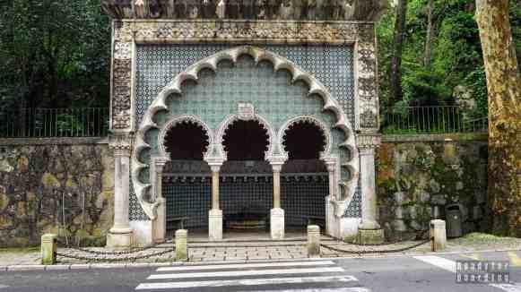 Przykład stylu mauretańskiego - Sintra