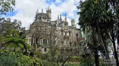 Pałac, Quinta da Regaleira w Sintrze