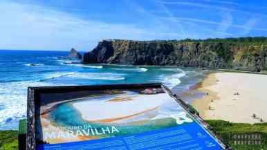 Praia de Odeceixe - Portugalia