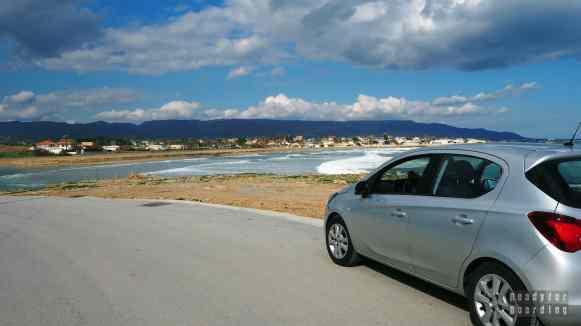 Plaża w Calabernardo, Sycylia