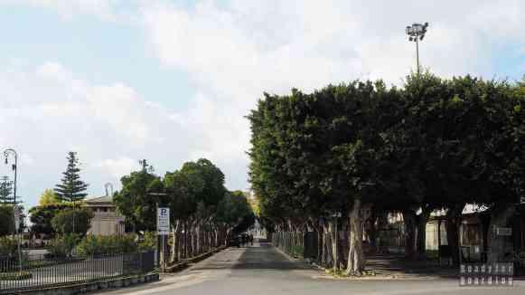 Corso Vittorio Emanuele w Noto - Sycylia