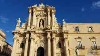Katedra, Syrakuzy - Sycylia