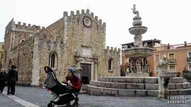Duomo, Taormina - Sycylia