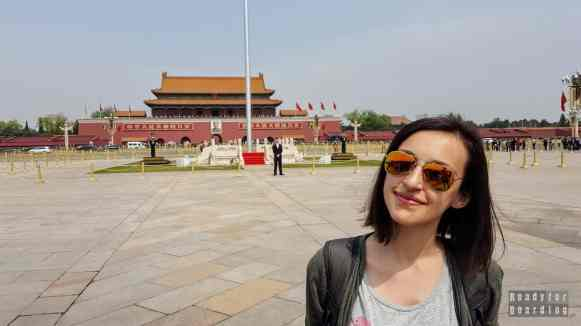 Plac Niebiańskiego Spokoju, Pekin