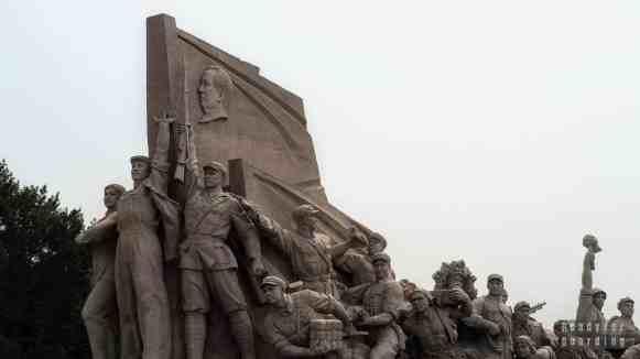Plac Tiananmen, Pekin
