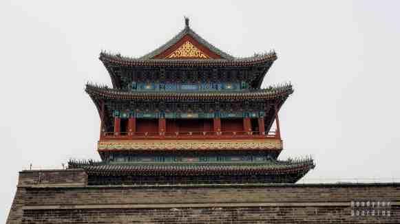 Brama Frontowa, Pekin