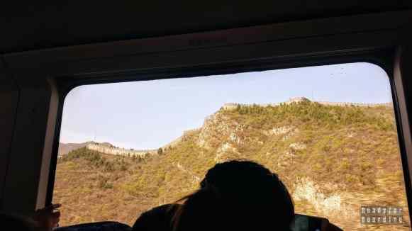 Droga do Badaling, Chiny