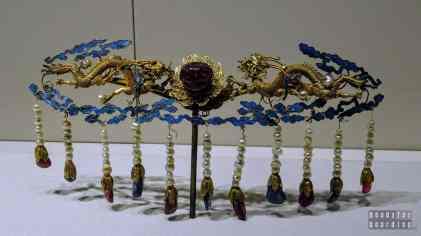 Skarbiec, wystawa w Zakazanym Mieście, Pekin