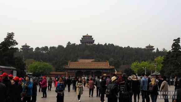 Park Jingshan, Pekin