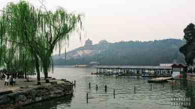 Jezioro Kunming, Pałac Letni w Pekinie, Chiny