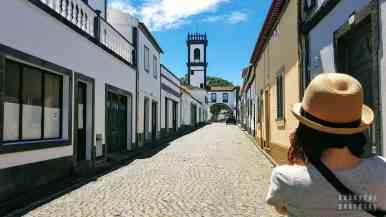 Ratusz w Ribeira Grande, Azory