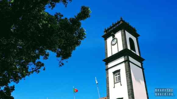 Wieża ratuszowa, Ribeira Grande - Azory