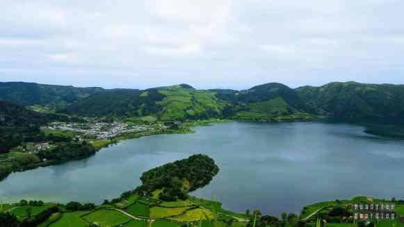 Jezioro Niebieskie - Azory