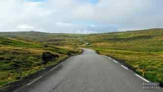 Droga do Æðuvík, Eysturoy - Wyspy Owcze