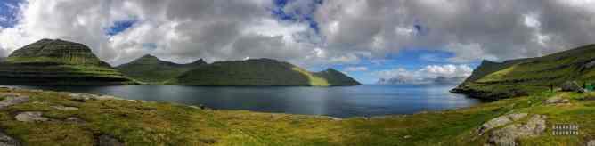 Eysturoy - Wyspy Owcze