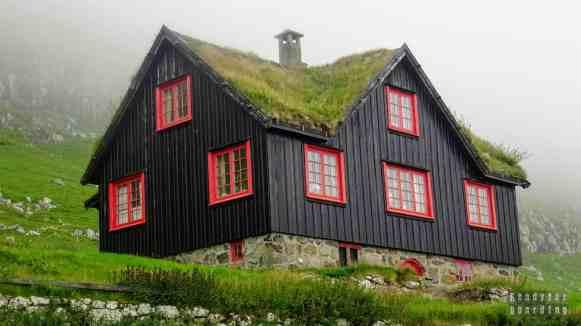 Kirkjubøur, Streymoy - Wyspy Owcze