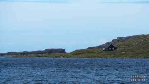 JezioroSørvágsvatn, Vágar - Wyspy Owcze