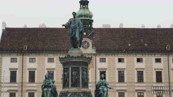 Hofburg, Wiedeń - Austria