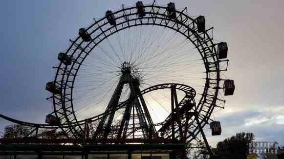 Ferris wheel, Prater, Wiedeń - Austria