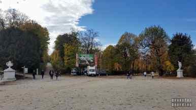 Zoo i pałac Schönbrunn - Wiedeń - Austria