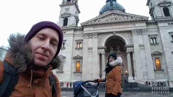 Bazylika Św. Stefana, Budapeszt - Węgry