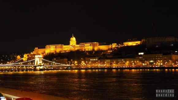 Wzgórze zamkowe, Budapeszt - Węgry