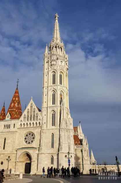 Kościół Macieja, Budapeszt - Węgry