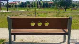 Sad Jabłoniowy w Bełchatowie