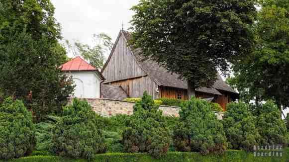 Kościół św. Stanisława Biskupa w Boguszycach