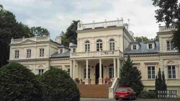Pałac Chojnata, Wola Chojnata