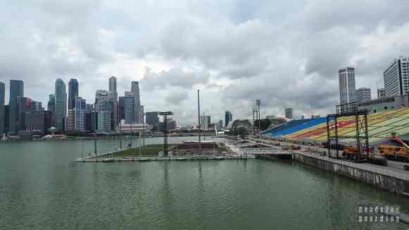 The Float@Marina Bay - Singapur