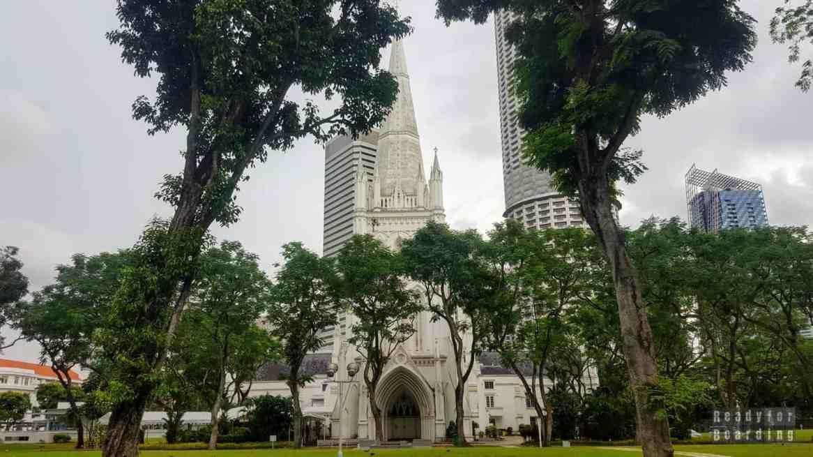Katedra św. Andrzeja, Singapur