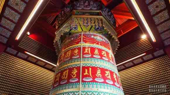 Buddha Tooth Relic Temple, Chinatown - Singapur