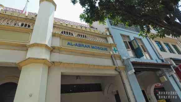 Meczet Al-Abrar, Singapur