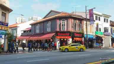 Little India, dzielnica indyjska - Singapur