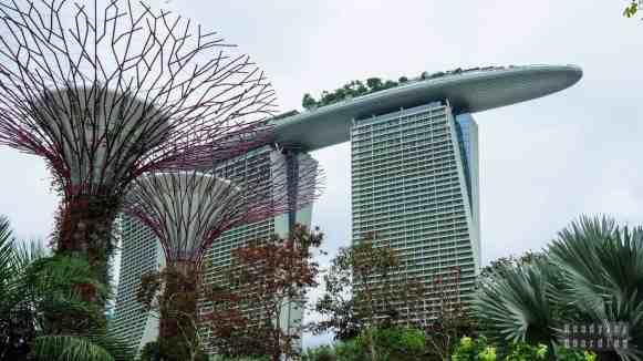 Hotel Marina Bay Sands - Singapur