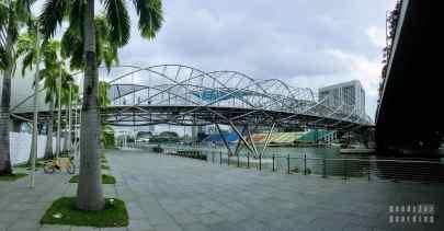 Most Helix, Marina Bay - Singapur
