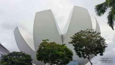 Muzeum Sztuki i Nauki, Marina Bay - Singapur