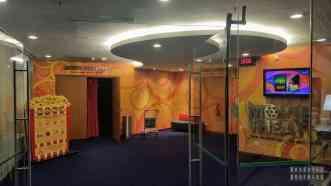 Kino na lotnisku Singapur-Changi