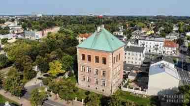Zamek królewski w Piotrkowie Trybunalskim, województwo łódzkie