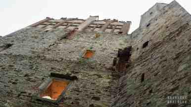 Zamek w Drzewicy, województwo łódzkie