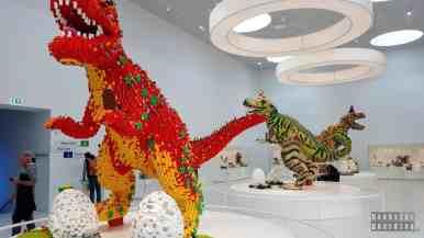 Galeria Arcydzieł w Lego House - Billund, Dania