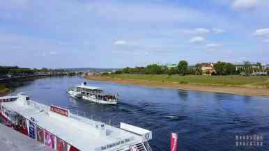 Łaba, Drezno - Niemcy