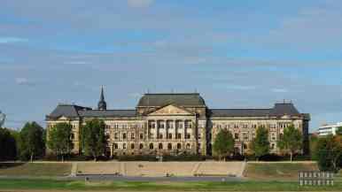 Pałac Japoński, Drezno - Niemcy