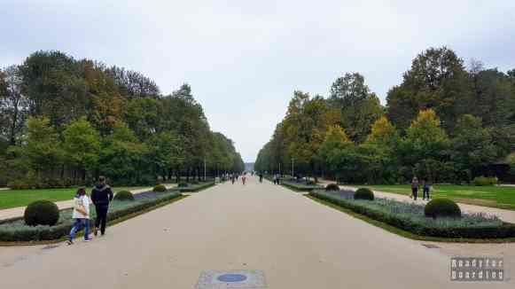 Großer Garten, Drezno - Niemcy