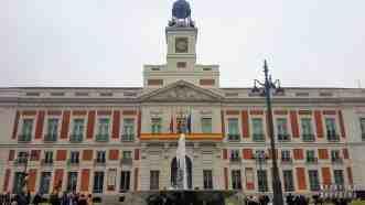 Plac Puerta del Sol, Madryt - Hiszpania