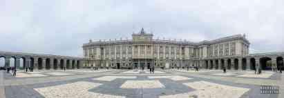 Pałac Królewski w Madrycie