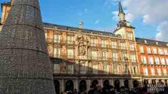 Plaza Mayor, Madryt - Hiszpania